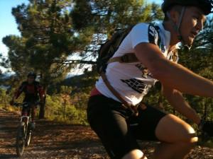 14 sept. 2012 - Estérel, col deThéoule et Californie dans All mountain photo1-300x225