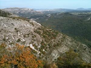 21 oct. 2012 - rando à la Montagne de Thiey dans Sortie découverte photo04-300x225