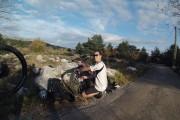 16 NOV 2013- Descente du Plateau de la Malle par le GR4